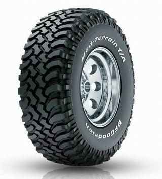 Шины BF Goodrich MT KM2 285/75 R16